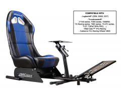 Driving Cockpit SRC 500 - Bucket simulation seat with support for steering wheel and pedals - PS4, Xbox One, PS3, PC
