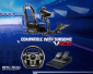 Driving Cockpit SRC 500 S - Bucket simulation seat with support for steering wheel and pedals - PS4, Xbox One, PS3, PC