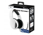 Subsonic - Casque Gaming blanc avec micro pour PS5 - Accessoire Gamer pour Playstation 5