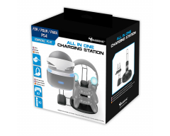 All in one Charging station for PS VR