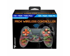 Pro4 Camo wireless gamepad cntroller for Playstion 4 / PS4 Slim / PS4 Pro / PS3 / PC