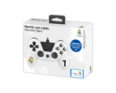 Real Madrid - Pro4 controller for PS4 - PS3 - PC