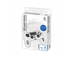 real Madrid - Accessory kit for PS4 controller
