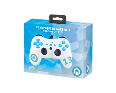 OM - Olympique de Marseille - PRO-S controller for Nintendo Switch