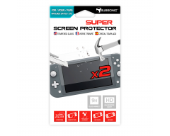 Pack of 2 tempered glass for Nintendo Switch Lite