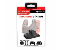 Nintendo Switch - Joy-Cons & Pro Controller Charging Station