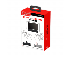 Play & charge stand for Nintendo switch