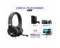 Gaming headset universal - for Nintendo Switch - PS4 - Xbox One - PC