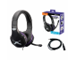 Gaming headset universal - Casque gaming pour Nintendo Switch - PS4 - Xbox One - PC